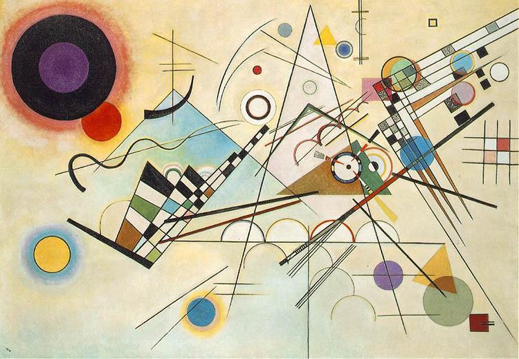 Vassily Kandinsky (Wikipedia)