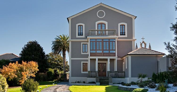 Casa de Castro, en Cartavio (casadecastro.es)