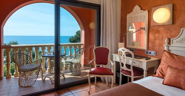 Sallés Hotel & Spa Cala del Pi, en Platja d'Aro (hotelcaladelpi.com)
