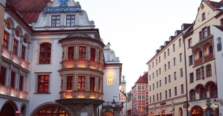 Cervecería Hofbräuhaus (iStock)