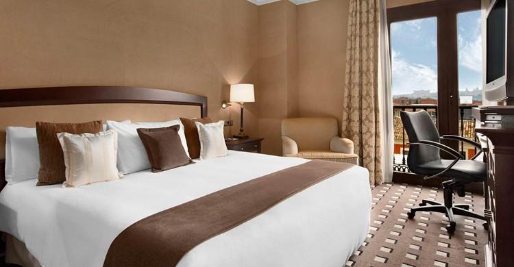 Hotel Eurostars Palacio Buenavista, en Toledo (eurostarspalaciobuenavista.com)