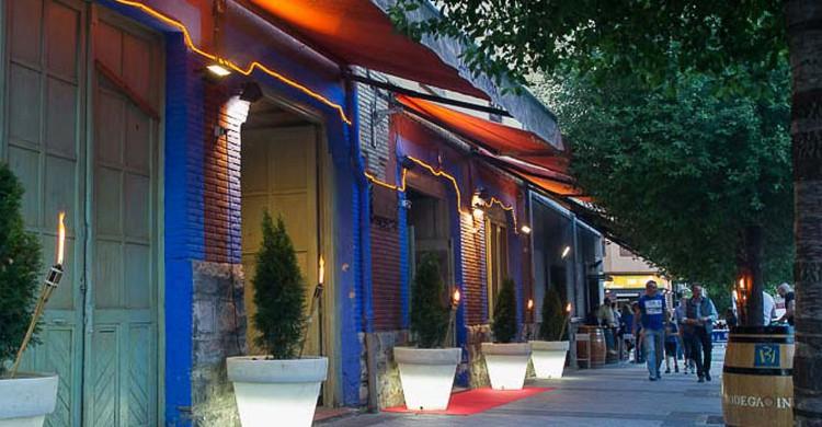 Salir de fiesta por Labrit es una apuesta segura (Fuente: www.barlacarbonera.com)