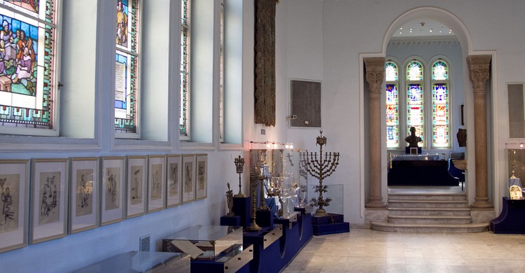 Museo Judío de Budapest. Ramón Cutanda López (Flickr)