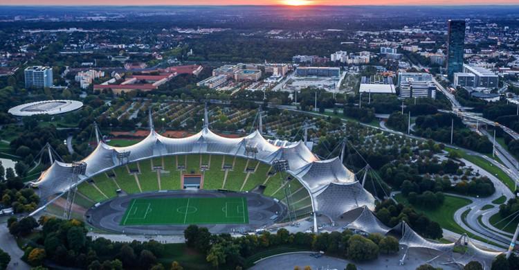 Parque Olímpico de Múnich (iStock)