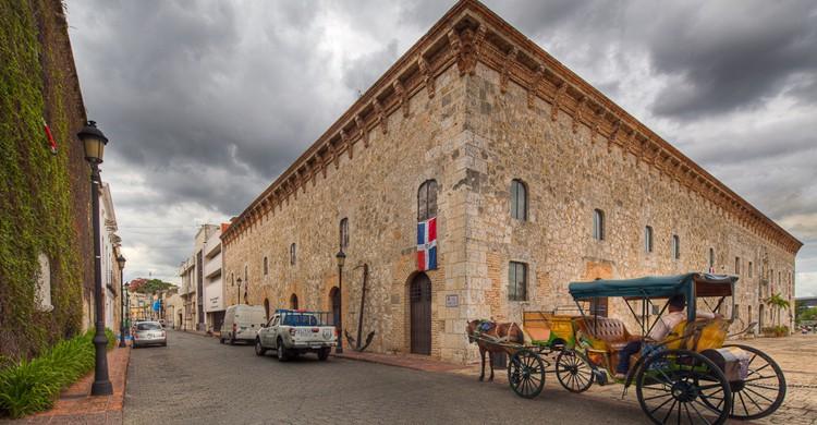 Calle de la Zona Colonial de Santo Domingo. Adam Mizrahi (Flickr)