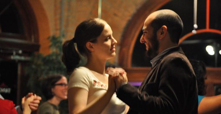 La química que se produce cuando dos personas bailan es única. Rachael Shapiro (Flickr)