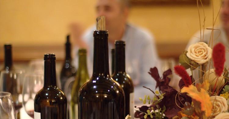 Las catas de vinos suelen acabar en noches de pasión. Gonzalo Malpartida (Flickr)