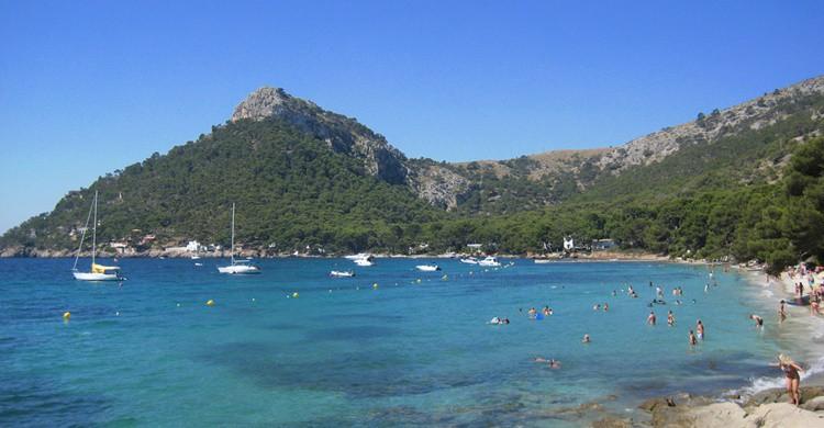 Cala Formentor. Cayetano (Flickr)