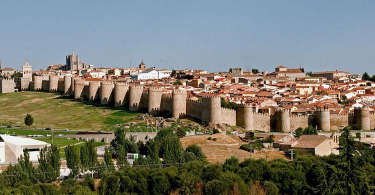 Ávila (wikipedia)