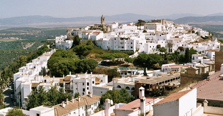 Vejer de la Frontera (Wikimedia.org)