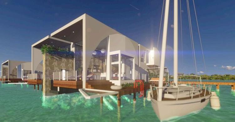 Así serán los alojamientos del futuro Blackadore Hotel de Leonardo DiCaprio (Fuente: mnn.com)