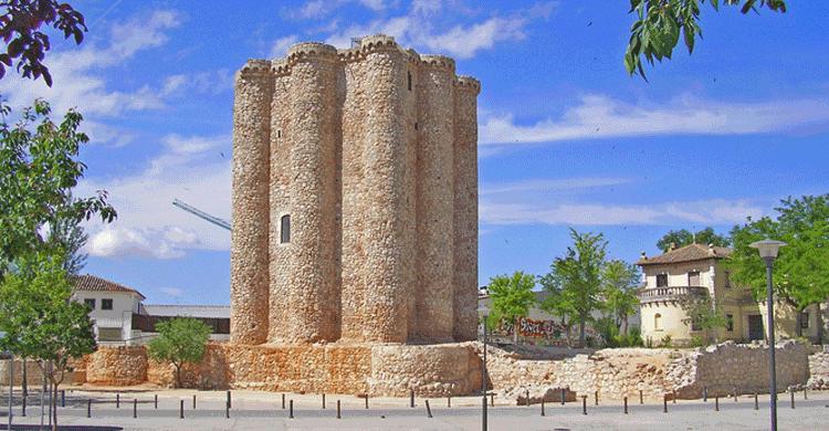 Castillo de Villarejo de Salvanés (castillosdeespana.es)
