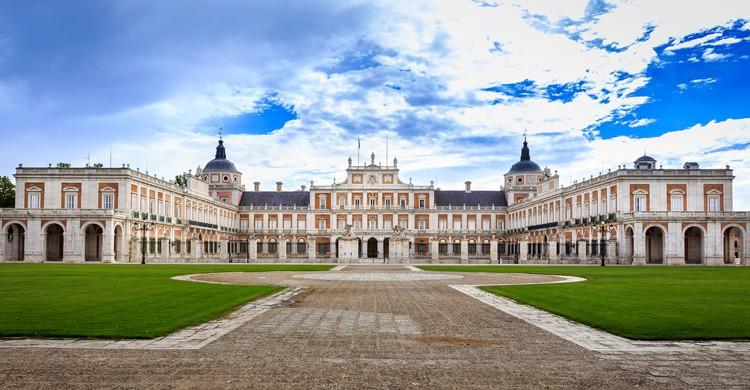 Palacio Real de Aranjuez. Barcex (Flickr)