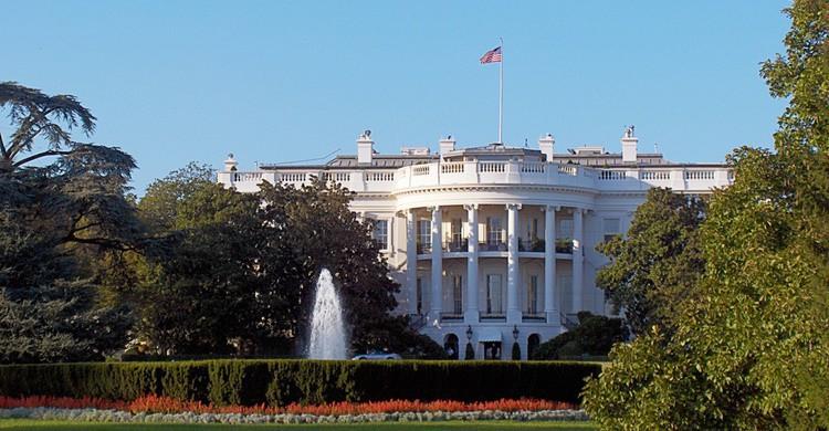 La Casa Blanca, residencia del presidente del Estados Unidos. John Haslam (Flickr)