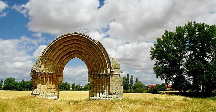 Arco de San Miguel. Alma-81 (Flickr)