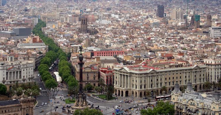 ciudades mas grandes de españa