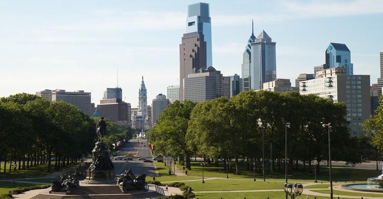 'Skyline' de Philadelphia. Rob Shenk (Flickr)