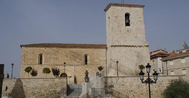 Iglesia de Caleruega. (Wikipedia)