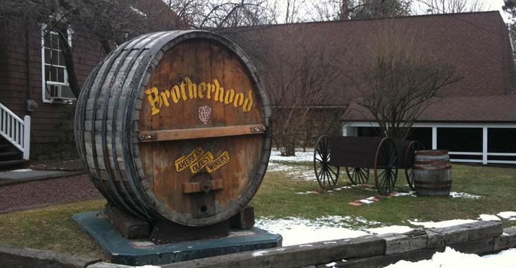 Brotherhood Winery. Jay Park (Flickr)
