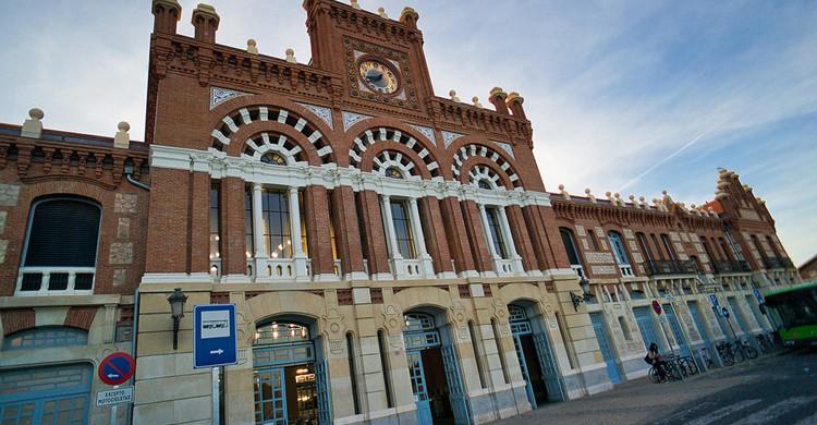 Estación de Aranjuez. Antonio Tajuelo (Flickr)