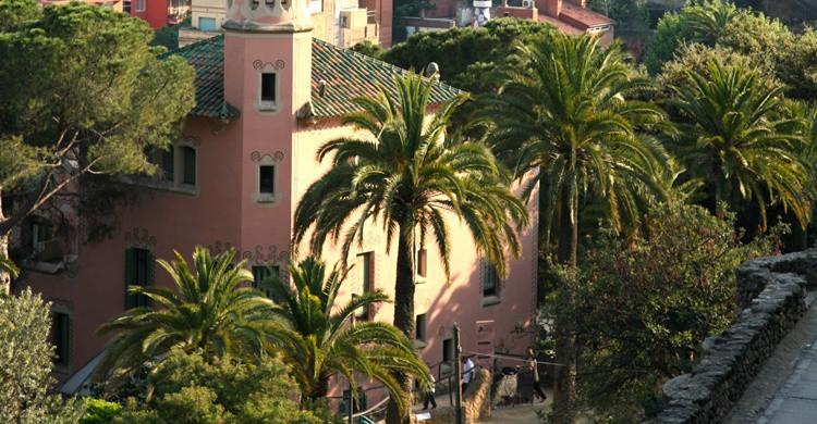 Casa-museo de Gaudí. (vincent desjardins) (Flickr)