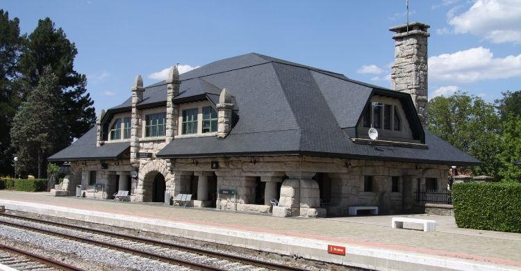 Estación de tren de Sanabria