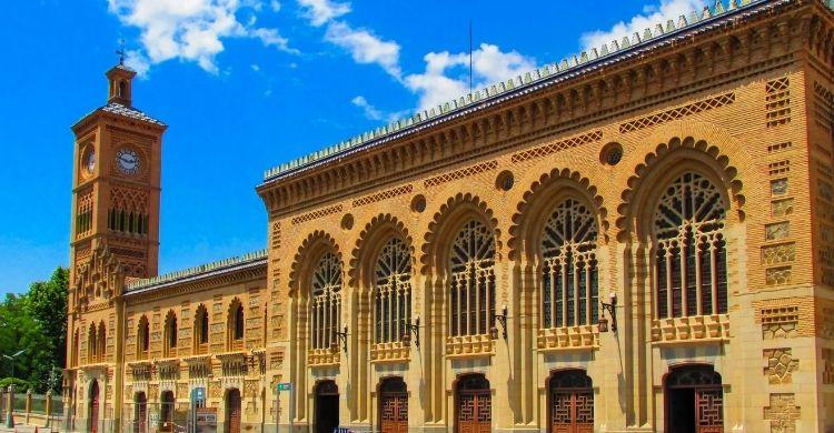 Estación de tren de Toledo (iStock)