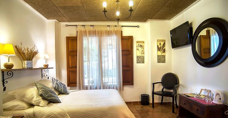 Hotel rural Casa Bons Aires, en Alcoy (casabonsaires.com)