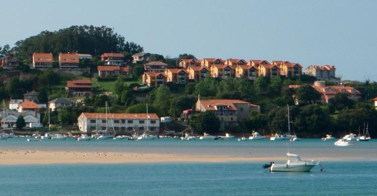 Vistas de Comillas, Cantabria (Flickr)