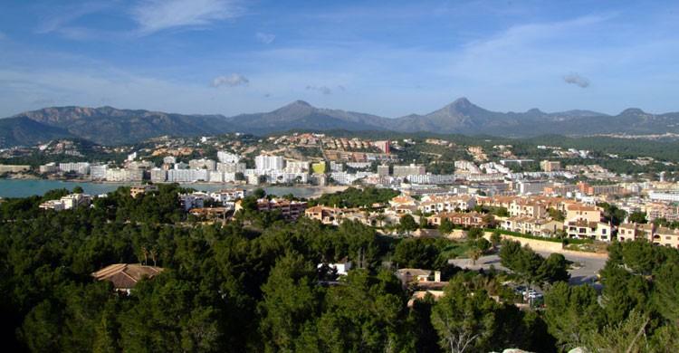 San Ponsa de Mar / Mallorca (commons wikipedia)