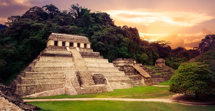 Palenque (Istock)