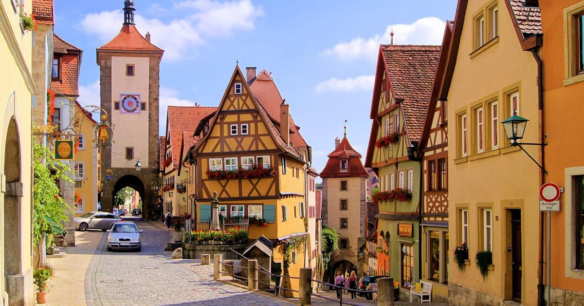 Rothenburg ob der Tauber (iStock)