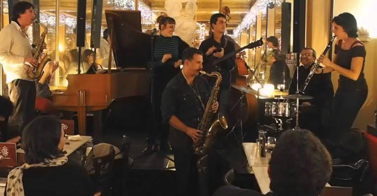 Barbieri Café Jazz Swing (facebook.com/cafebarbieri)