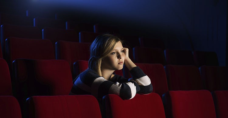 Ir al cine (iStock)
