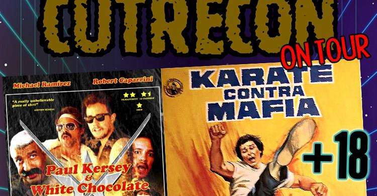 Gira CutreCon V por Santa Cruz de Tenerife. CutreCon