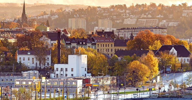 Oslo / Noruega (Istock)
