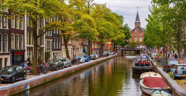 Amsterdam / Países Bajos (Itock)