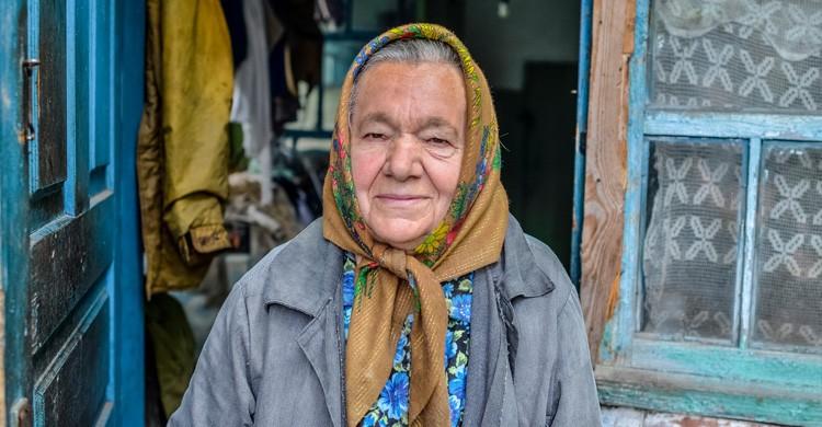 anciana viviendo en Chernóbil (Istock)