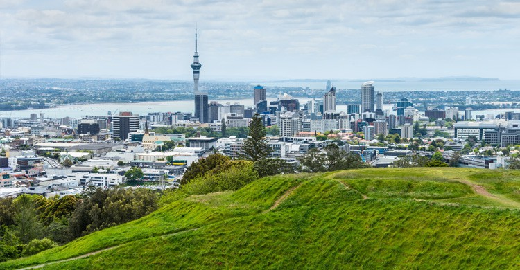 Auckland / Nueva Zelandia (Istock)