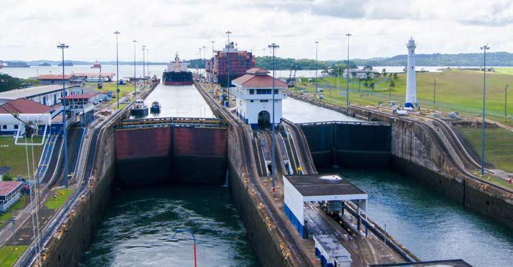 Canal de Panamá (iStock)