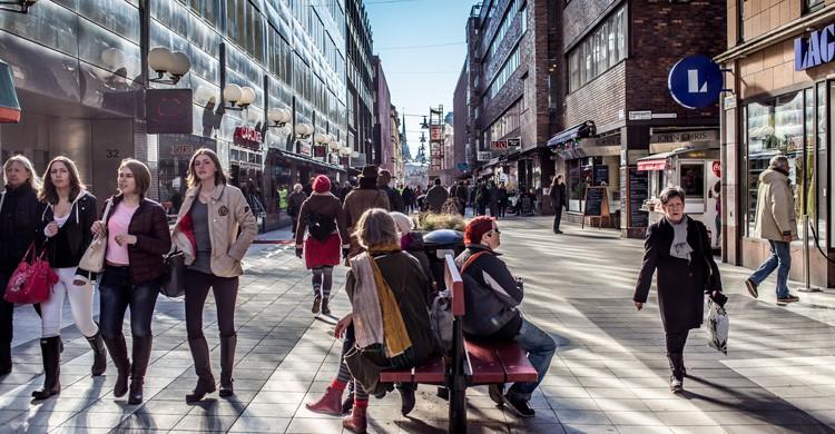 Estocolmo / Suecia (Istock)