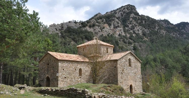 Monasterio en Graus, Huesca (Flickr)