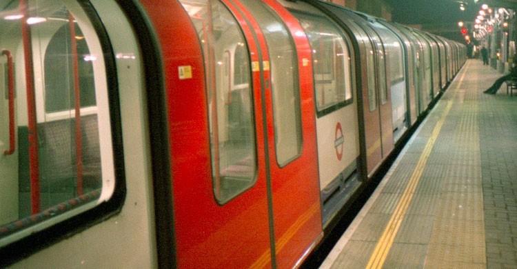 Metro de Londres, Reino Unido (Flickr)