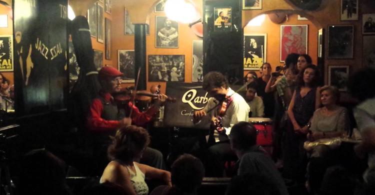 Populart Jazz club (Youtube)