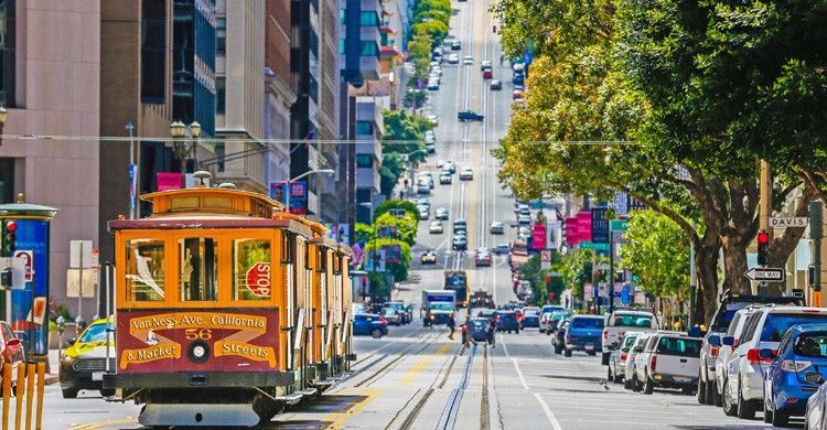 San Francisco (Istock)