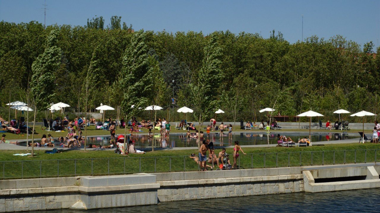 10 Sitios Donde Tomar El Sol En Madrid El Viajero Fisgón
