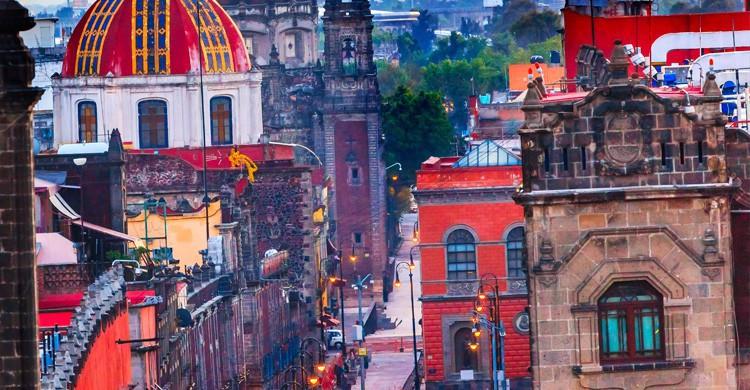 Zócalo/ Ciudad de México (Istock)