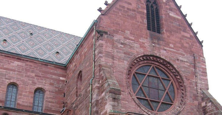 Catedral de Basilea (Flickr)