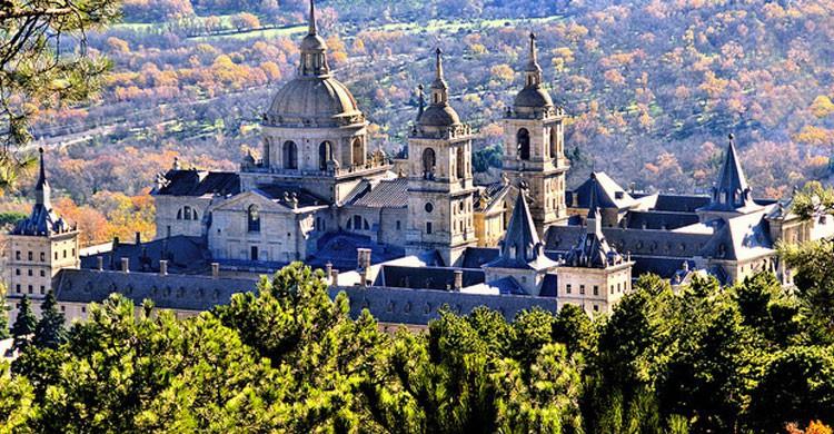 Monasterio de San Lorenzo de El Escorial, Madrid (Flickr)