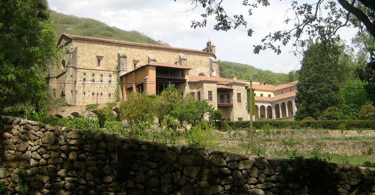 Monasterio de Yuste, Cáceres (Flickr)